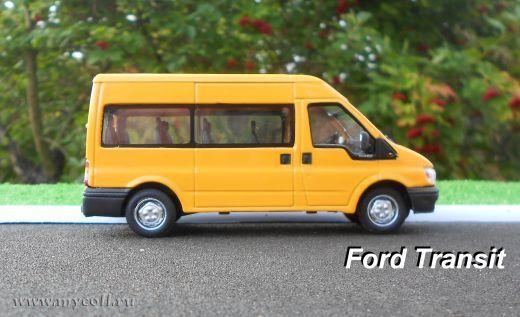 Отзывы Ford Transit - отзывы владельцев Форд Транзит