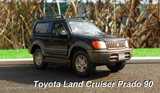 Toyota Land Cruiser Prado 2015 - Тойота Лэнд Крузер Прадо ...