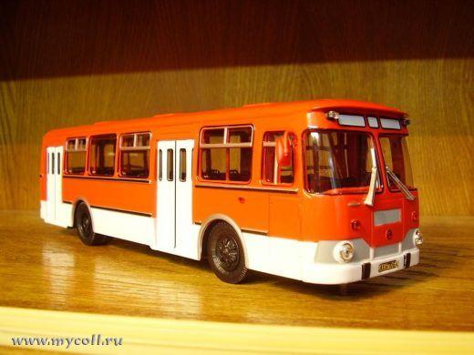 Экспорт модели ЛиАЗ-677М