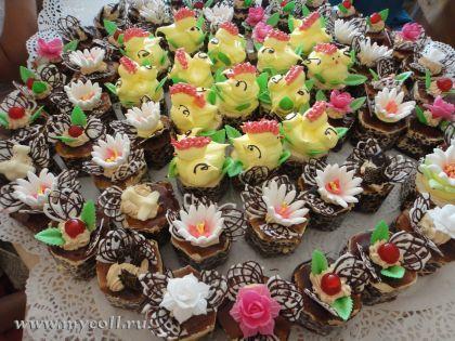 пирожное детства рецепты фото